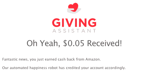 SAVE Shopping Online with GivingAssistant.org