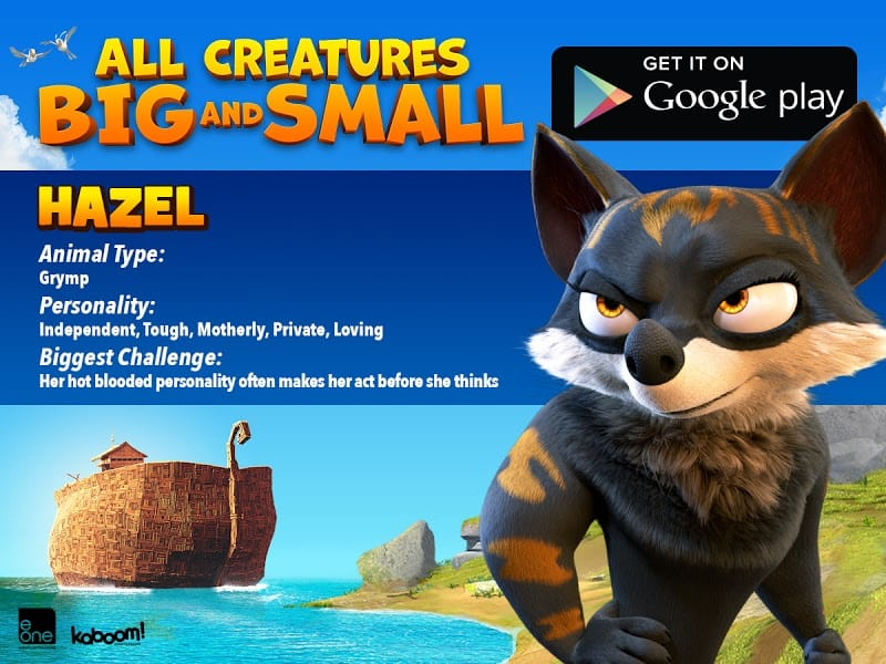 All Creatures Big And Small Movie Free And Free Coloring