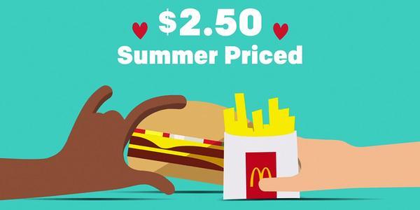 McDonalds Double Combo Savings & Giveaway