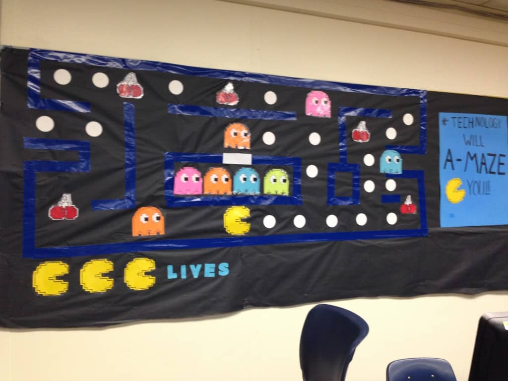 Video Game Theme Classroom