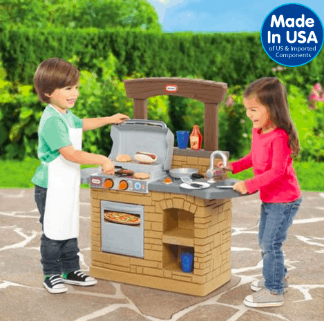 Little Tikes Cook 'n Play Outdoor BBQ™ Review