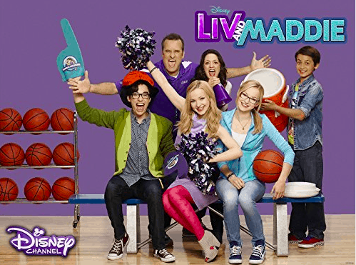On Set of Disney's Liv & Maddie! EXCLUSIVE Coverage!