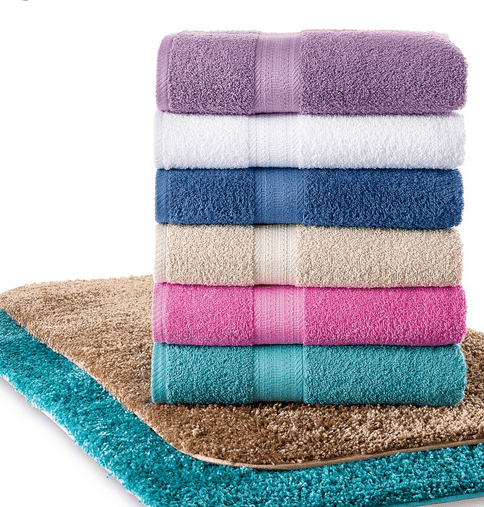 Kohl's Bath Towels - The Big One Towels ONLY $1.76 + FREE Site to Store Shipping (reg. $9.99)