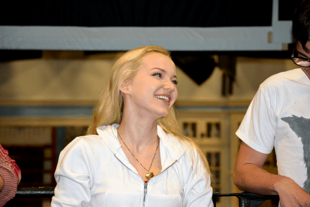 EXCLUSIVE Coverage Liv & Maddie Cast! On Set of Disney's Liv & Maddie!