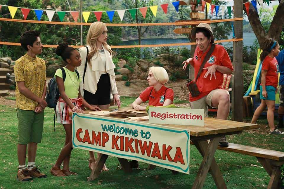 Camp Kikiwaka – My visit to the set of Disney's Bunk'd