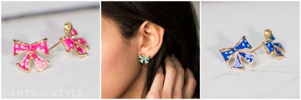 Bangle Set - $4.99 & FREE SHIPPING & FREE Earrings!