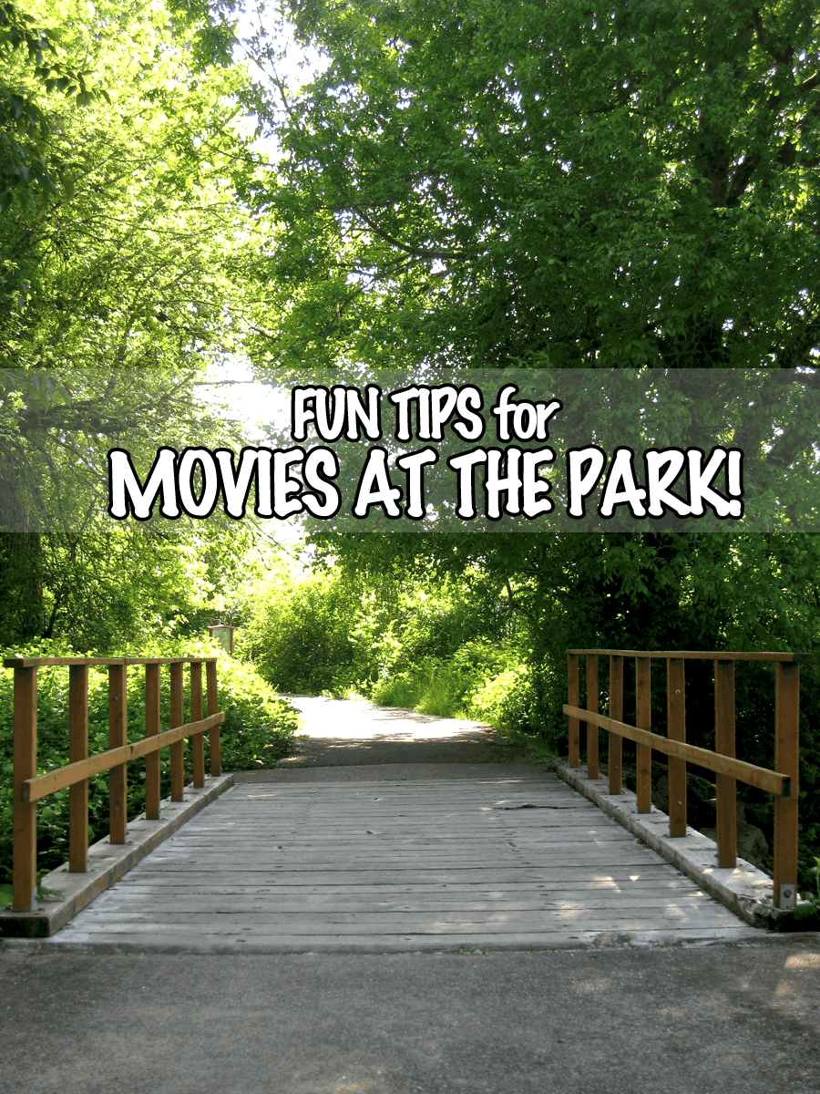 Tips for Movies at the Park