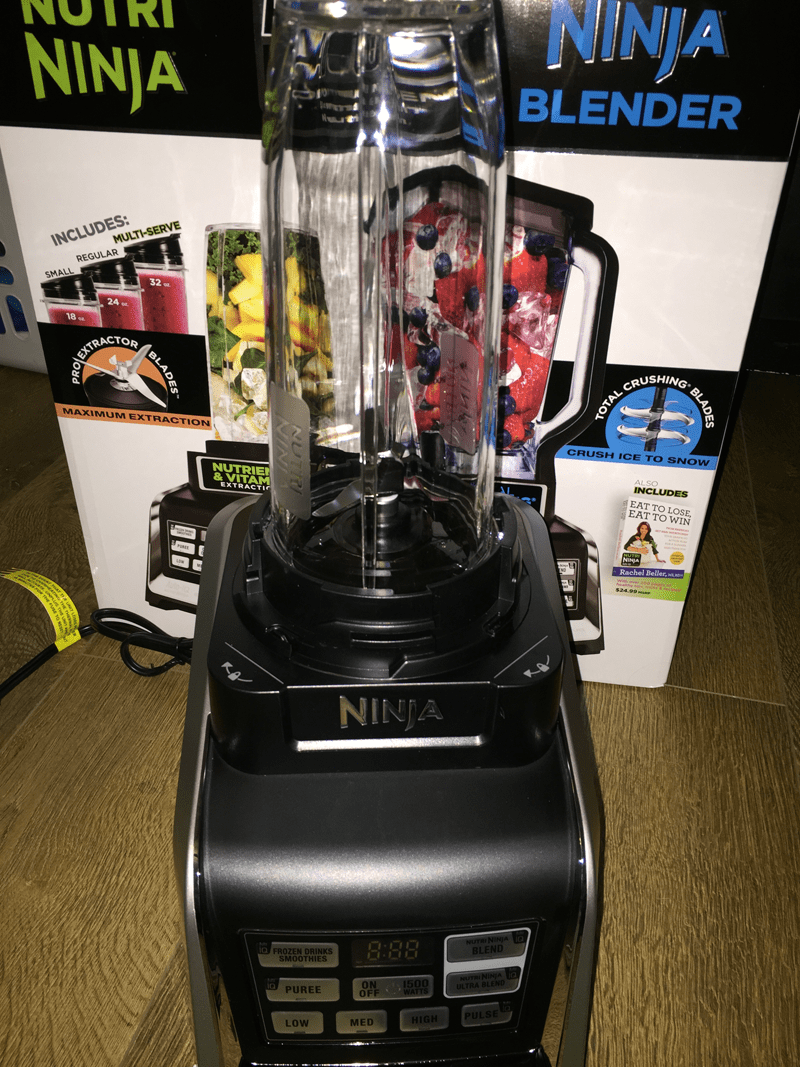 Perfect Blender for Smoothies- Ninja Duo Auto-iQ Blender Review