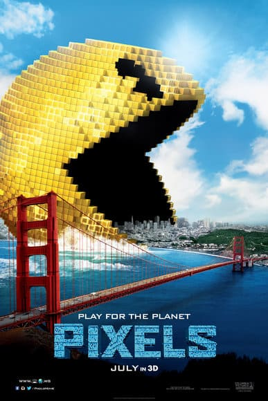 Pixels Press Junket - Exclusive Coverage & Interview of the Cast