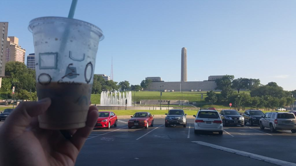 Kansas City Adventure - With Caribou Crafted Press Coffee