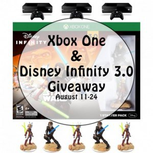 XBox One and Infinity 3.0 Starter Kit