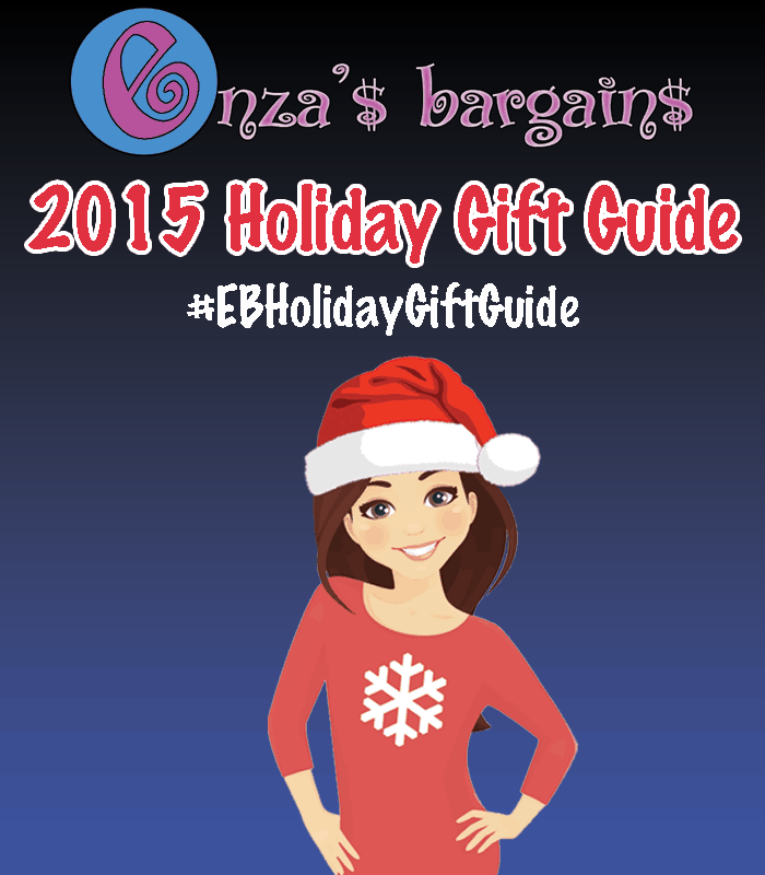 2015 Enza's Bargains 2015 Holiday Gift Guide