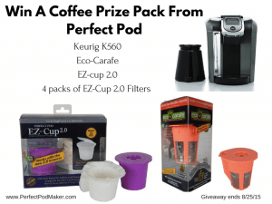 Keurig K560 & EZ Coffee Reusable Cups