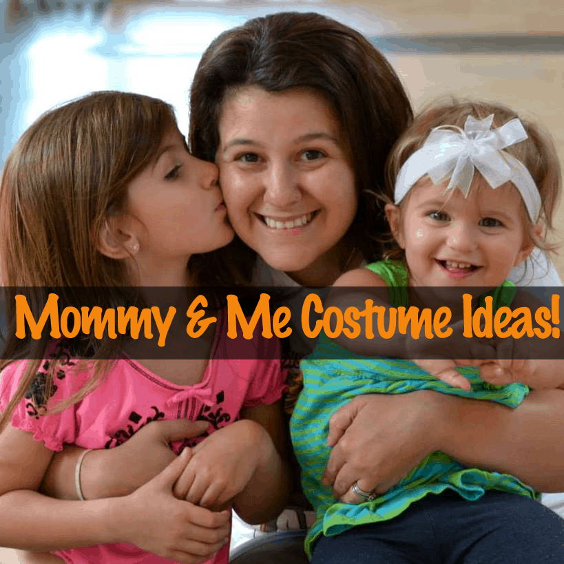 Mommy And Me Costume Ideas