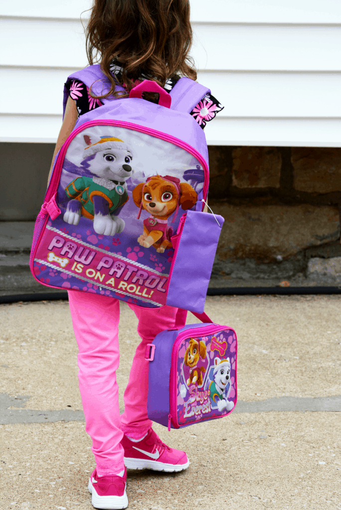 Back to School Shopping Tips To Save You Money – Sponsored by Kohl's - Kohl's Paw Patrol Backpack, Pencil Bag, and Lunch Bag ON SALE ONLY $14.99!