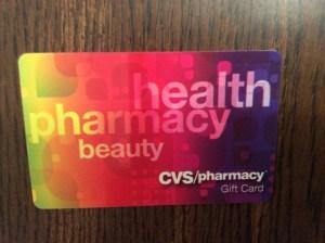 $50 CVS Gift Card