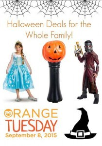 $250 Gift Card to Costume Express (Ends 9/13)
