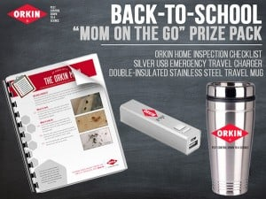 Back 2 School Mom On The Go Kit (9/8)