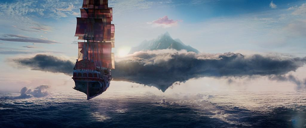 """Copyright: © 2015 WARNER BROS. ENTERTAINMENT INC. AND RATPAC-DUNE ENTERTAINMENT LLC Photo Credit: Courtesy of Warner Bros. Pictures Caption: A scene from Warner Bros. Pictures' action adventure """"PAN,"""" a Warner Bros. Pictures release."""