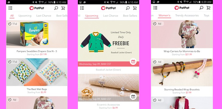 PatPat App will save you a money on things you're already buying!