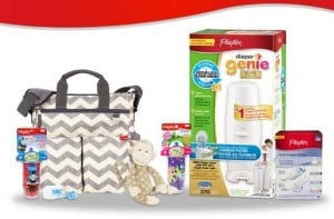 Playtex Infant Essentials Prize Pack (Ends 9/21)