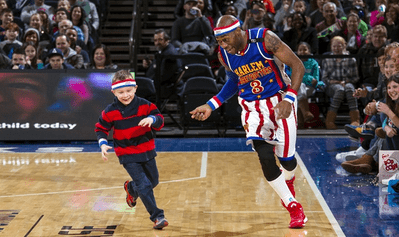 Harlem Globetrotter Tickets Deal- Pre-order for up to 50% off on Groupon