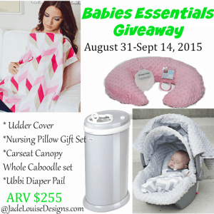 Grand Baby Essentials Giveaway - $255 value in baby gear! (9/14)