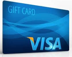 $10 Visa Gift Card (Ends 10/4)