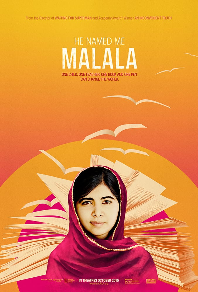 Kansas City Screening Passes - He Named Me Malala Movie