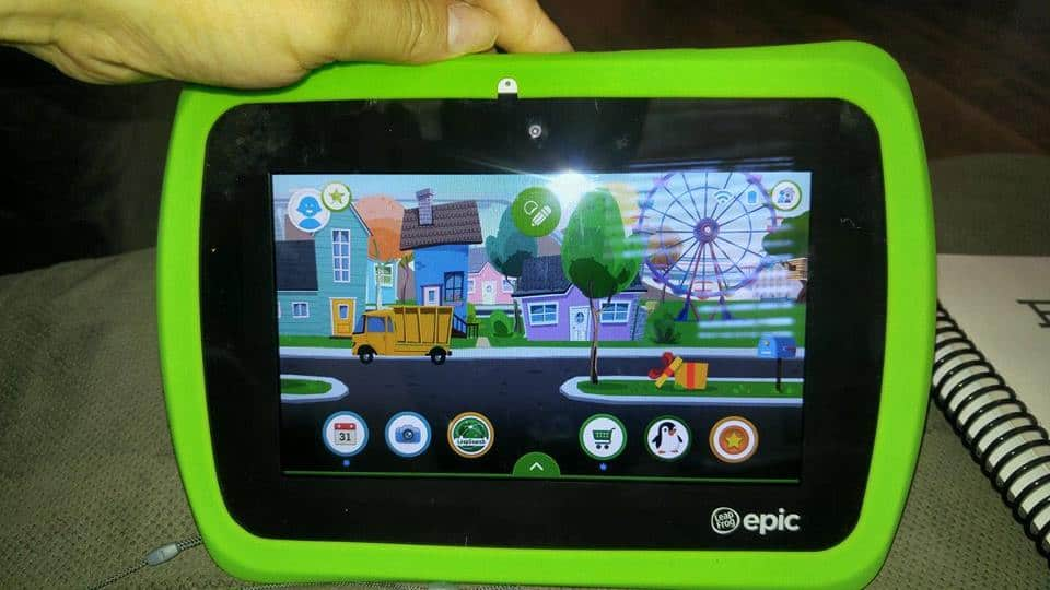 Top Reasons Why the LeapPad Epic is going to be the Holiday Toy of the Year!