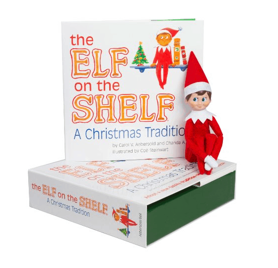 Elf On The Shelf (Ends 10/31)