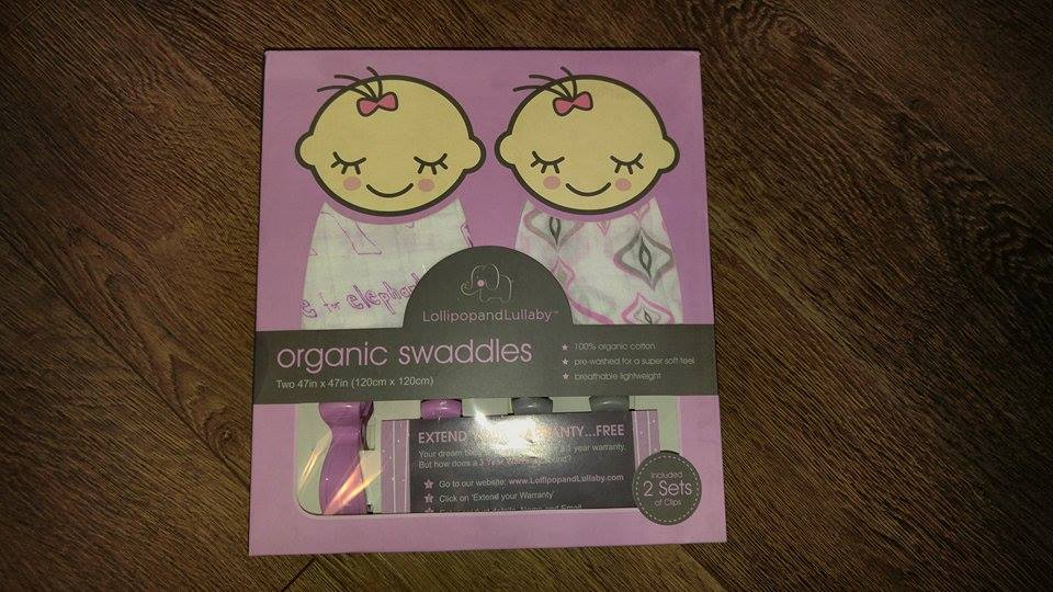 LollipopAndLullaby Swaddle Blanket and FREE Clips - Creative Ways to Use a Swaddle Blanket