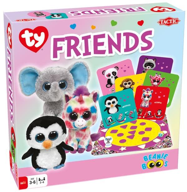 Ty Beanie Boo's Friends Game