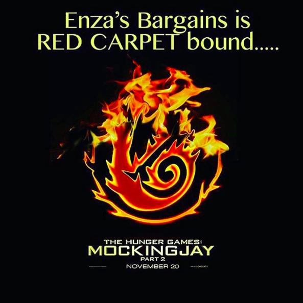 Mockingjay Part 2 Red Carpet – I am ATTENDING 11/16/15