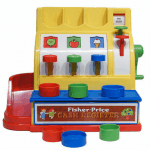 Fisher-Price Cash Register - Perfect for the young kids!
