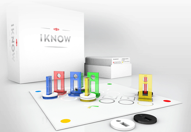 iKnow Tactic Board Game