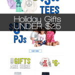 Christmas Gifts Under $25 – Crazy 8 $50 Gift Card Giveaway!