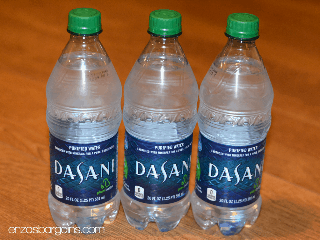 Teaching Kids to Not Be Wasteful - Fun with Dasani Green Caps!