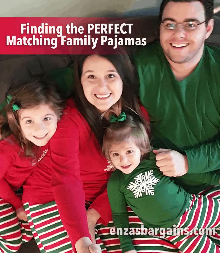 Matching Family Pajamas - SleepyHeads.com