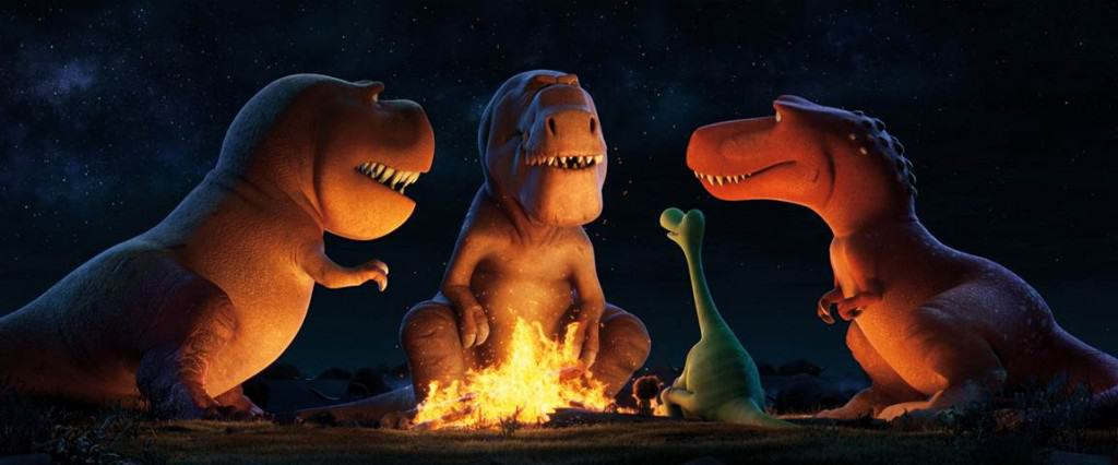 Pixar's The Good Dinosaur Review