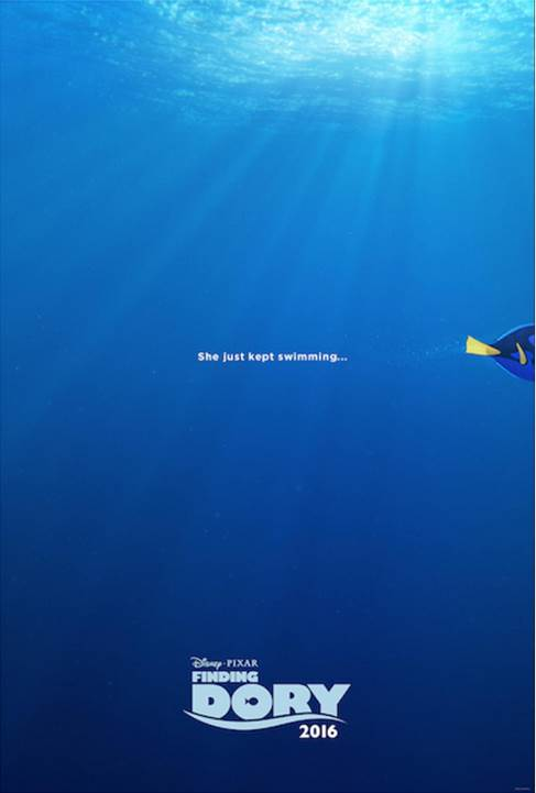 Finding Dory Official Trailer from Disney Pixar