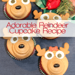 Reindeer Cupcake Recipe – Perfect for the Holiday Season!