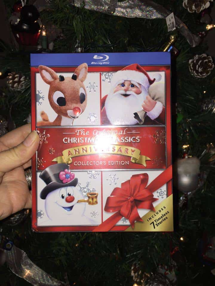 the original christmas classics gift set 2015 blu ray - Original Christmas Classics