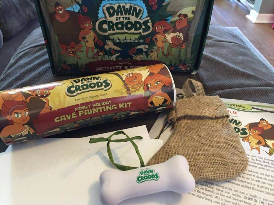 Dawn of the Croods Cave Activities