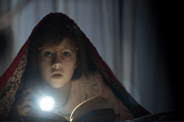 """Disney's """"The BFG"""" with Spielberg, Dahl, and Kathleen Kennedy"""