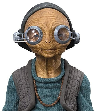 Maz Kanata Quotes and Maz Kanata Picture