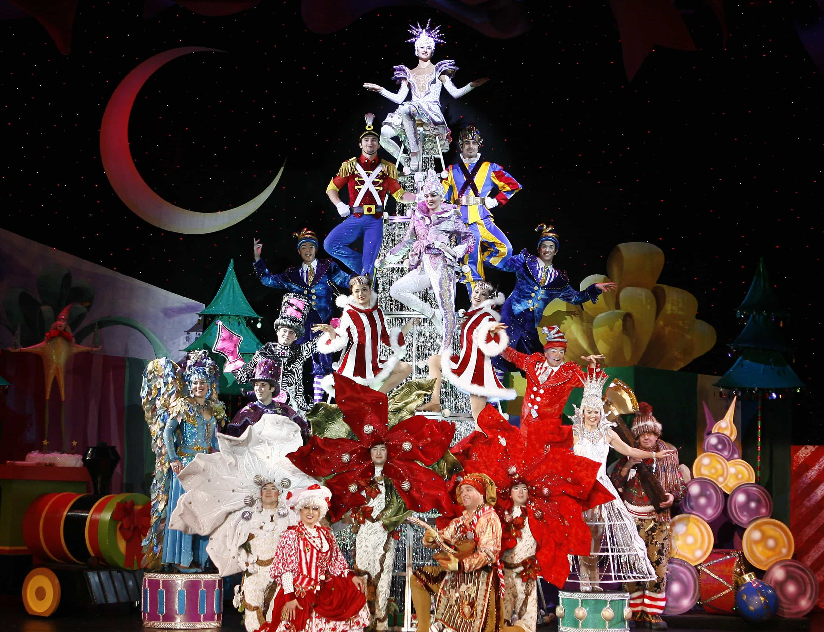 Cirque Du Soleil Holidaze Tour Swings City to City!