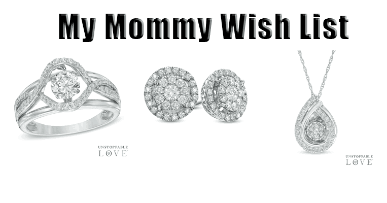 My Mommy Wish List - Zales Collections