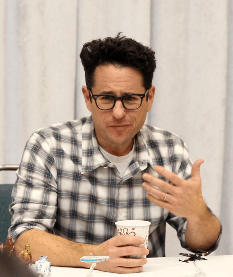 J.J. Abrams on Lin Manuel Miranda, Kathleen Kennedy, and BB-8