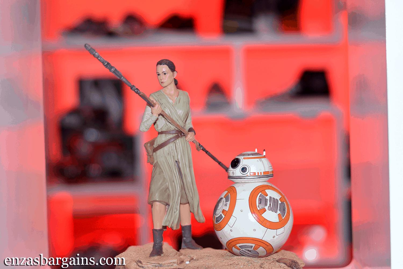 "Secret ""Star Wars: The Force Awakens"" Press Junket Recap!"